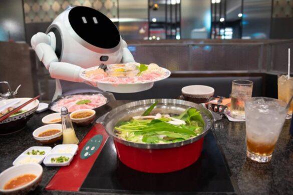 kitchen robots